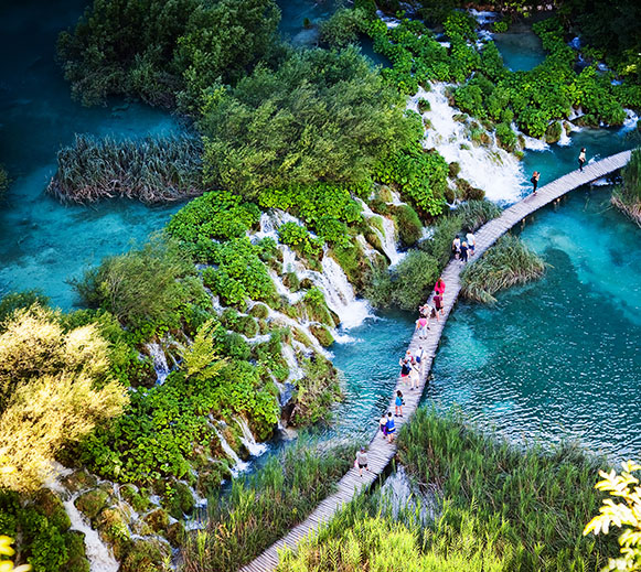 NP Plitvice Dream Tour